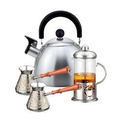 Чайники заварники турки