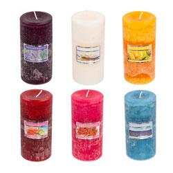 Свічки декоративні