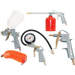 Пневмоінструмент та обладнання