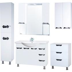 Меблі та дзеркала для ванної