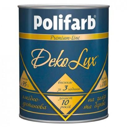 Polifarb DekoLux жовтий 0,7 кг