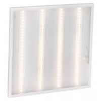 Світильник офісний DELUX CFQ LED 40 36W PL01 4000K (595*595) призм (90006752)