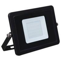 Прожектор світлодіодний LL-991 10W 6400K 230V (127*113*31mm) Чорний IP 65 (5831)