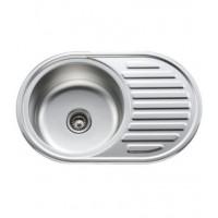 Кухонна мийка MD-7750L 0,8мм Decor
