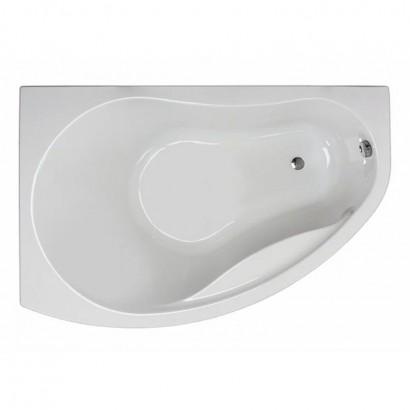 PROMISE ванна 170*110см асимметричная, левая, с ножками SN8 (XWA3271000)