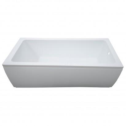 LIBRA ванна 170 *70*45,8 см без ніжок, акрил 5 мм (TS-1770458)