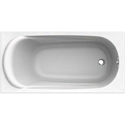 SAGA ванна 150*75см прямоугольная, с ножками SN0 и элементами крепления (XWP3850000)