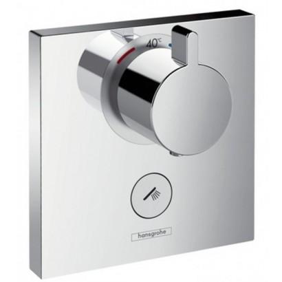 SHOWERSELECT Highflow термостат для душа встраиваемый без подключения шланга (15761000)