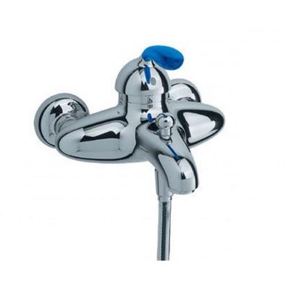 Смеситель HANSGROHE Aхor Azzur на ванну (голубой) (34400530)