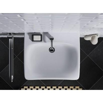 NOVA PRO умивальник 65 см для людей з обмеженими фізичними можливостями, з переливом (M38165000)