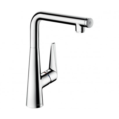 TALIS Select S смеситель для кухни 300, однорычажный, с поворотным изливом (72820000)