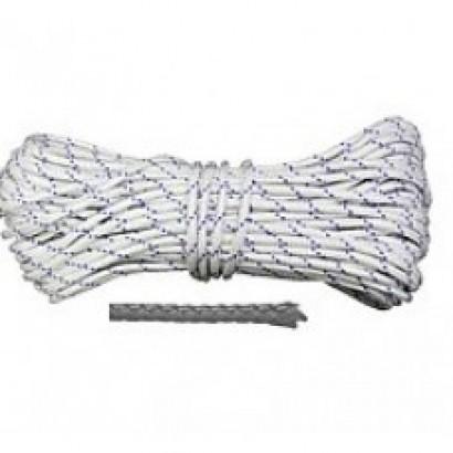 Шнур поліпропілен плетений д 3 мм