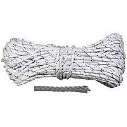 Шнур поліпропілен плетений д 3 мм (20м)