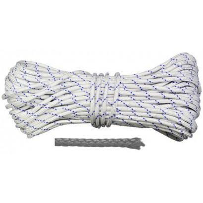 Шнур поліпропілен плетений д 2,5 мм (20м)