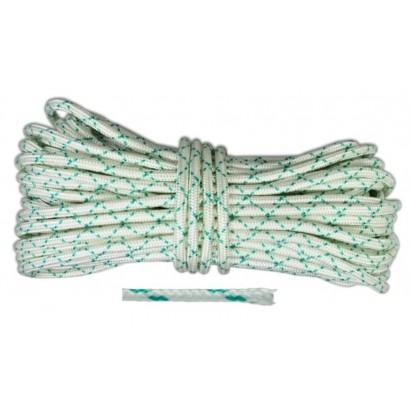 Шнур капроновий плетений д 3 мм (20м)