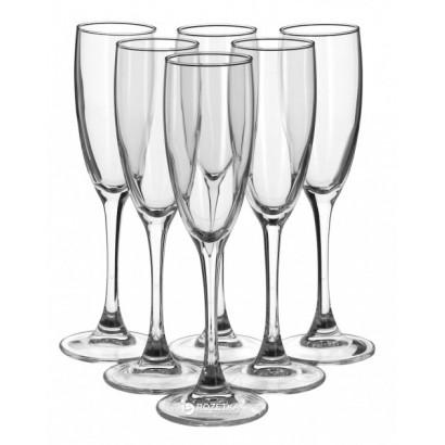 Келих LUMINARC ЕТАЛОН /НАБІР/ 6Х170 мл д/шампанського (H8161/1) SIGNATURE