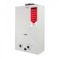 Водонагрівач проточний газовий димохідний JSD20-A08 10 л/хв білий Aquatronic