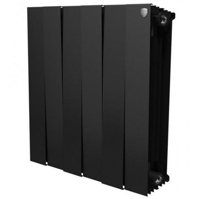 Радіатор Royal Thermo PianoForte 500/Noir Sable 6 секц