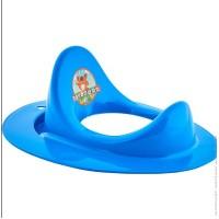 Накладка на унітаз дитяча (блакитний) (122086) (20)