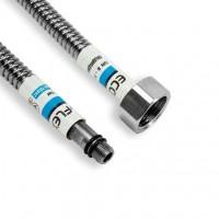 Шланг для змішувача НЖ М-10-1/2 80см (Ecoflex)