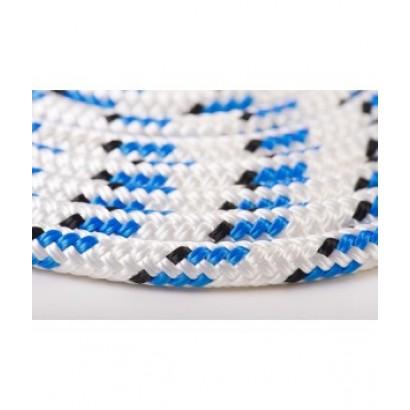 Шнур капроновий плетений д 6 мм(50м)