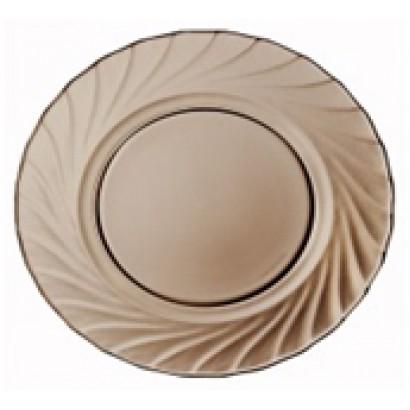 Тарілка LUMINARC OCEAN ECLIPSE /десертна кругла 19,6см (L5080/H0246)