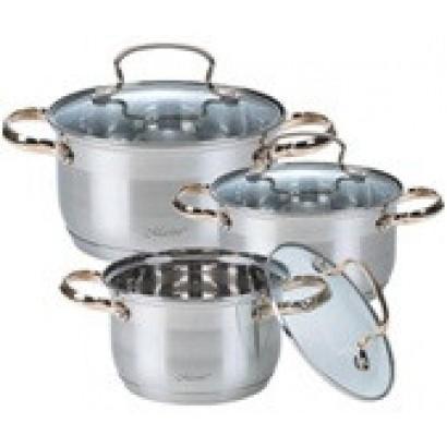 Посуд 6 приборів срібло Maestro (MR-3520-6М)