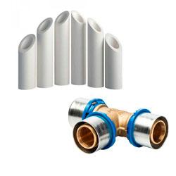 Поліпропіленові труби та фітинг